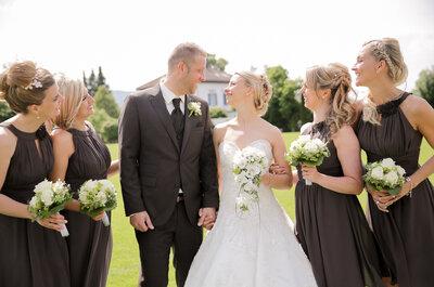 5 entscheidende Dinge, die der Bräutigam VOR der Hochzeit wissen sollte!