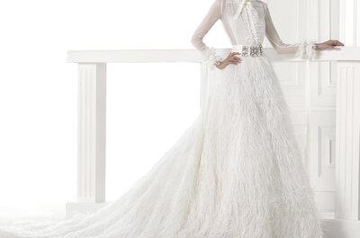 Suknie ślubne Pronovias 2015! Nie możesz przegapić tej kolekcji!