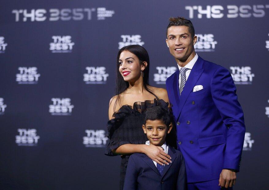 Cristiano Ronaldo e Georgina: 2018 pode ser a data escolhida para o casamento