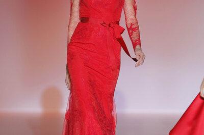 Coleção de vestidos de noiva e de festa Cabotine by Gema Nicolás 2014