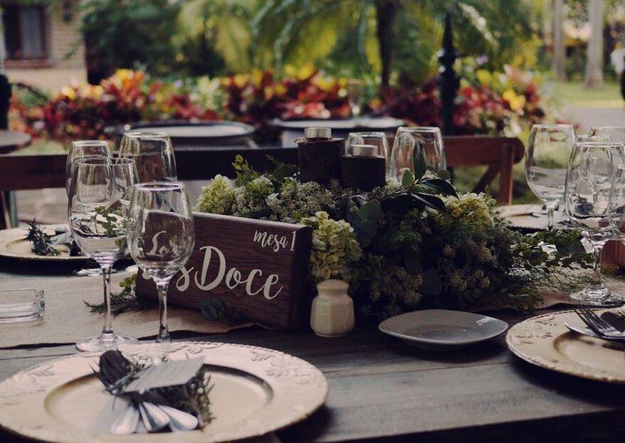 Descubre el catering que debe estar presente en tu gran día: ¡sorprenderás a todos!