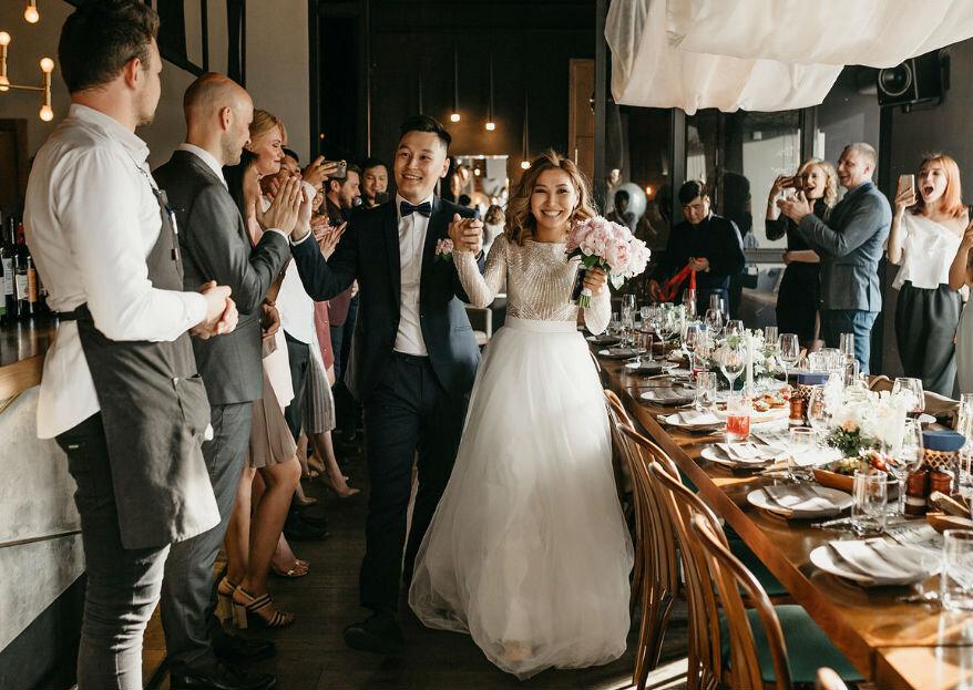 Исключительная площадка: Разные свадьбы в частном баре «Сезоны»
