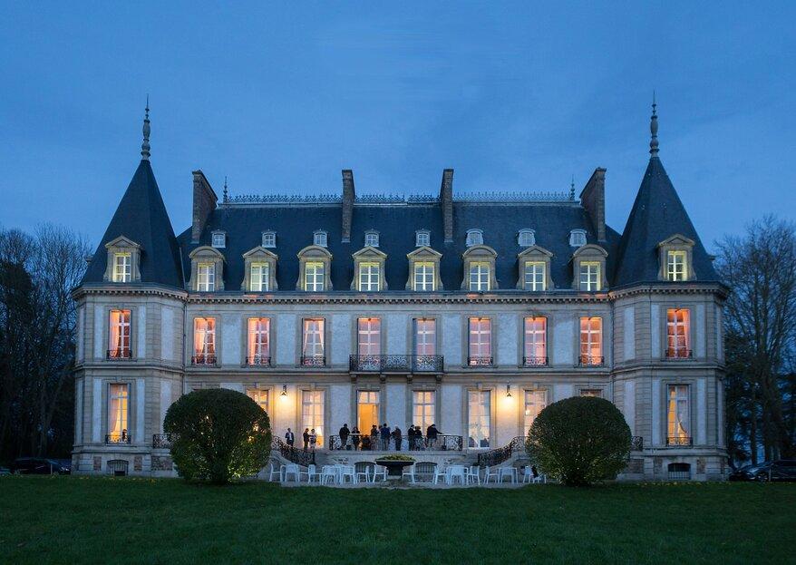 Château de Santeny : un cadre prestigieux et authentique en région parisienne