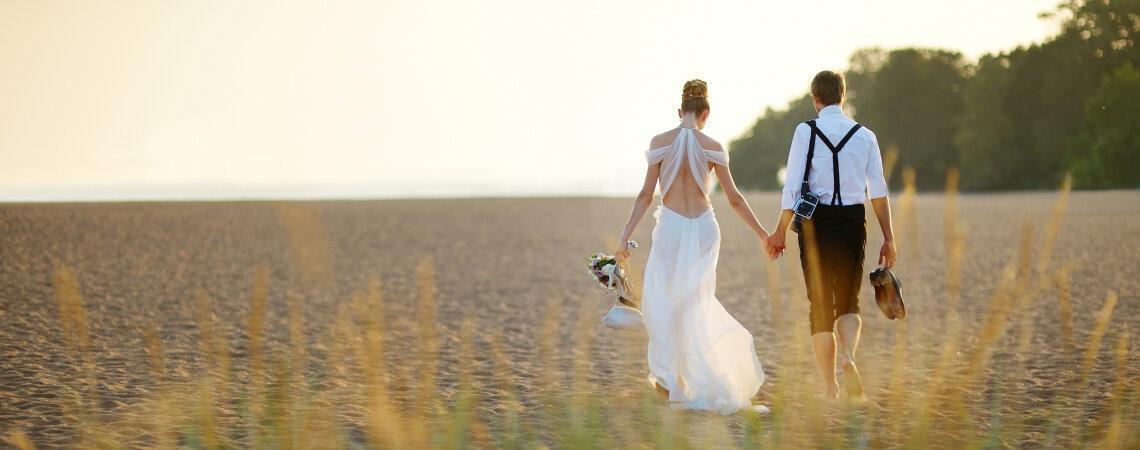 Hoe organiseer je in 5 stappen je bruiloft op het strand