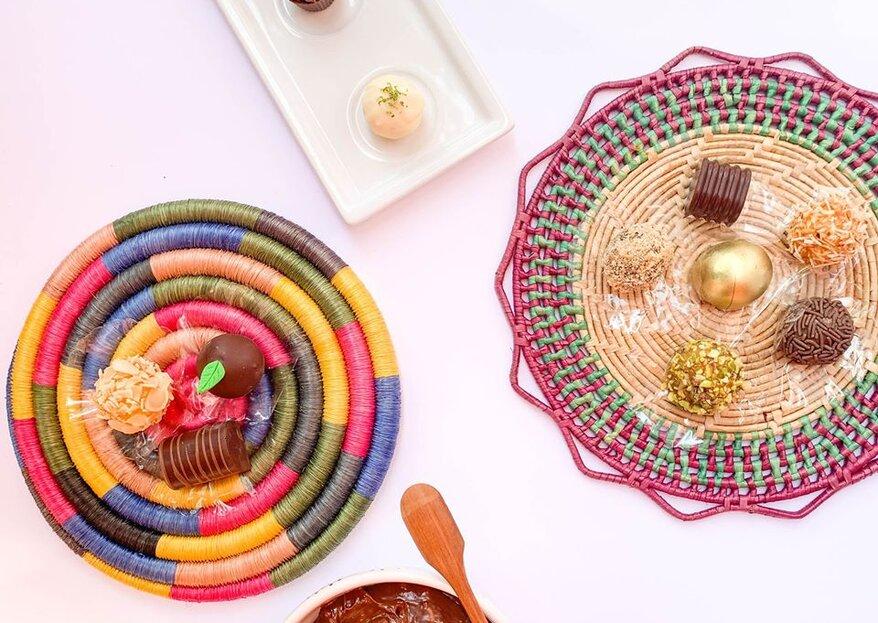 AnaB Maison Sucré: gostosuras inesquecíveis para adoçar ainda mais o seu grande dia!