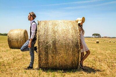 Ruba alle star di Coachella 6 idee per il matrimonio hippie dei tuoi sogni