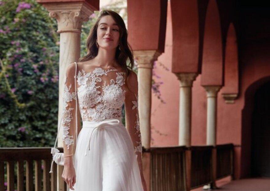 Vestidos, accesorios y belleza: sé la novia perfecta y no dejes nada al azar