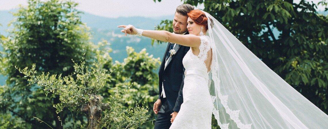 """""""Let love grow"""": il matrimonio eco-chic di Andreea e Lucian"""