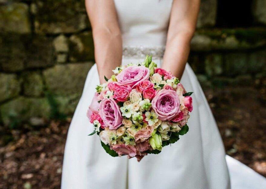 Floristería Dracena: diseños y creaciones florales para bodas con un gusto exquisito