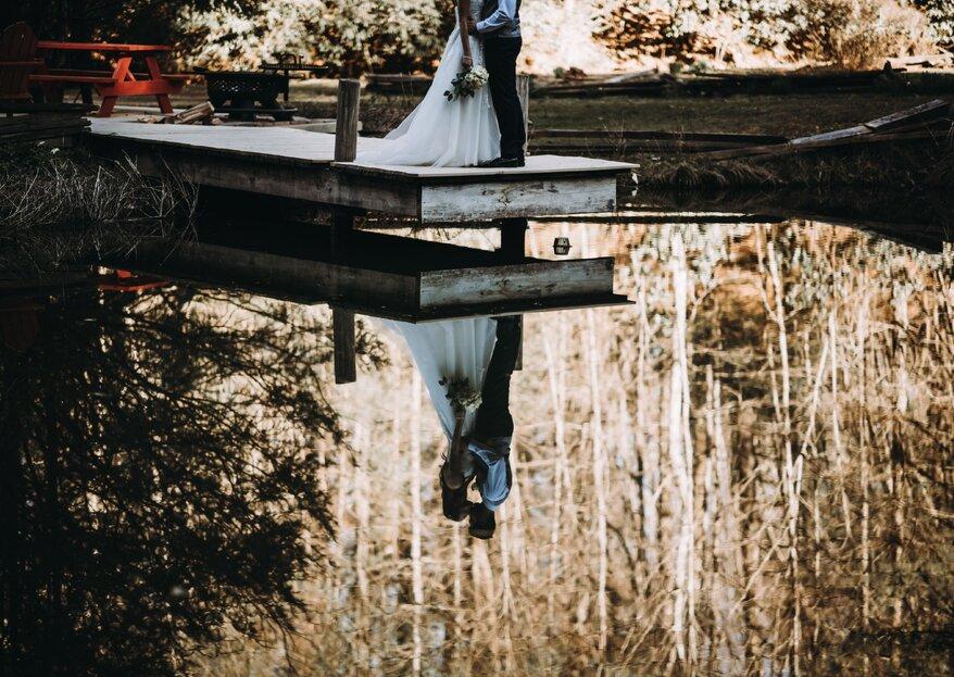 Traumhafte Hochzeitslocations am Wasser