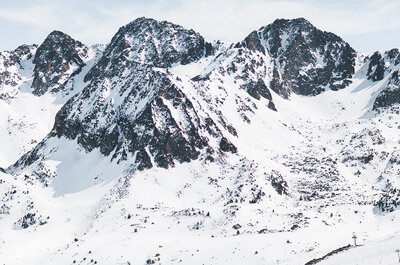 Mónica & Bruno: uma lindíssima sessão na encantadora Andorra!