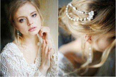 Как выбрать украшение для свадебной прически: рекомендации от специалистов