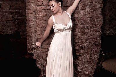 Bezaubernde Brautkleider von Ella Deck Couture für Ihre Hochzeit 2015!
