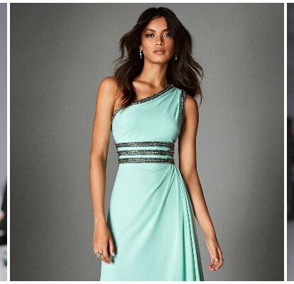 oficial de ventas calientes múltiples colores precio asombroso 50 vestidos de fiesta para bodas: conviértete en la invitada ...