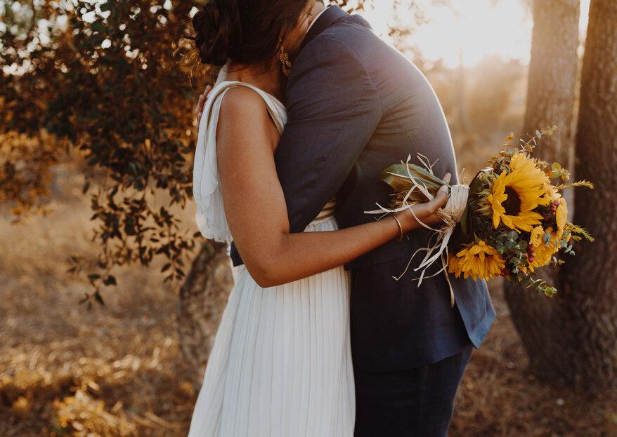 22 sugestões fabulosas para o seu casamento ao ar livre