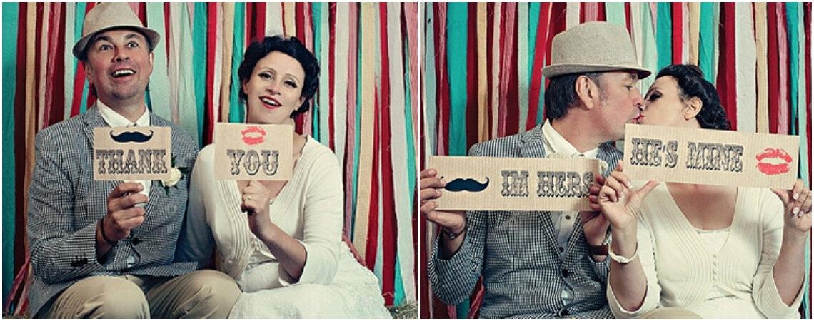 Fotos instantâneas: a lembrança mais divertida para TODOS os seus convidados!