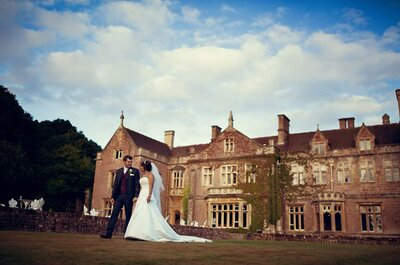 The most professionals techniques for amazing wedding photos