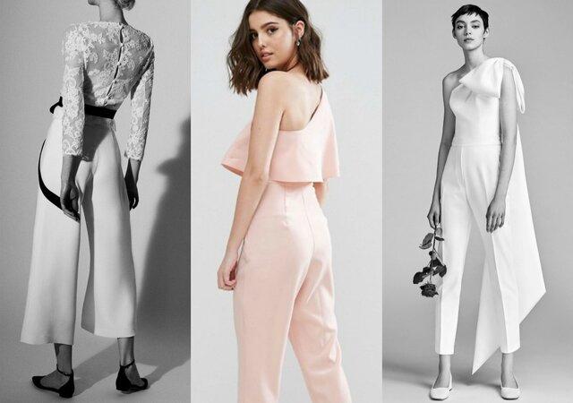 Pantalones de tendencia: las mejores ideas para novia e invitada