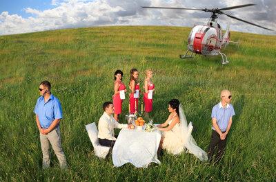 Was man sich von Promi-Hochzeiten abschauen kann