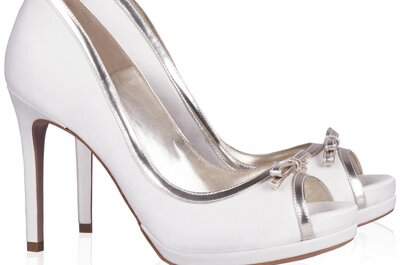 Pura López 2015: Los zapatos de novia ideales para lucir el día de tu boda