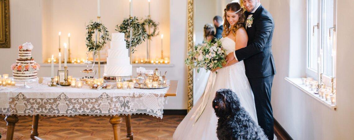 Zuckersüsse und tierische Hochzeitsinspirationen aus dem schönen Thurgau