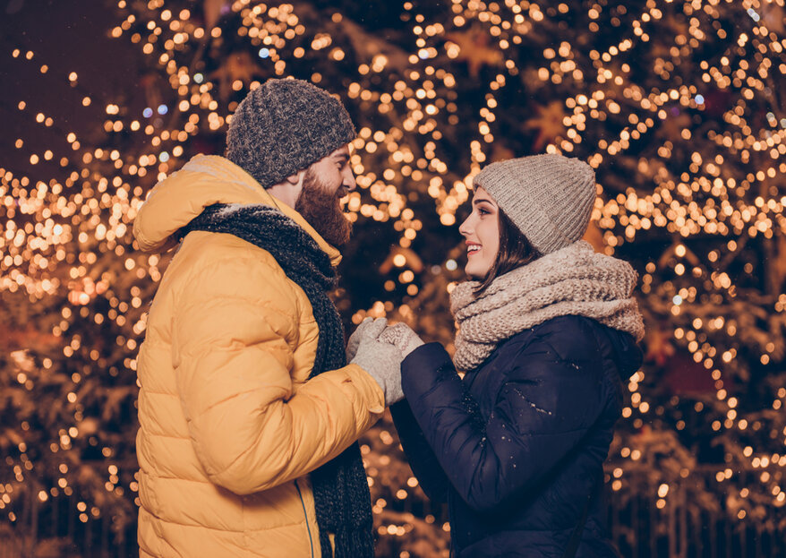 Ein Heiratsantrag zu Weihnachten wie im Film – Die romantischste aller Jahreszeiten steckt voller Überraschungen