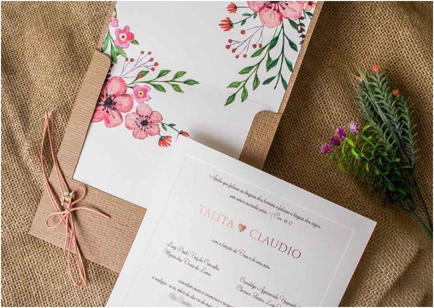 A chave para planejar um casamento que vai impressionar todos seus convidados e deixá-los de queixo caído!