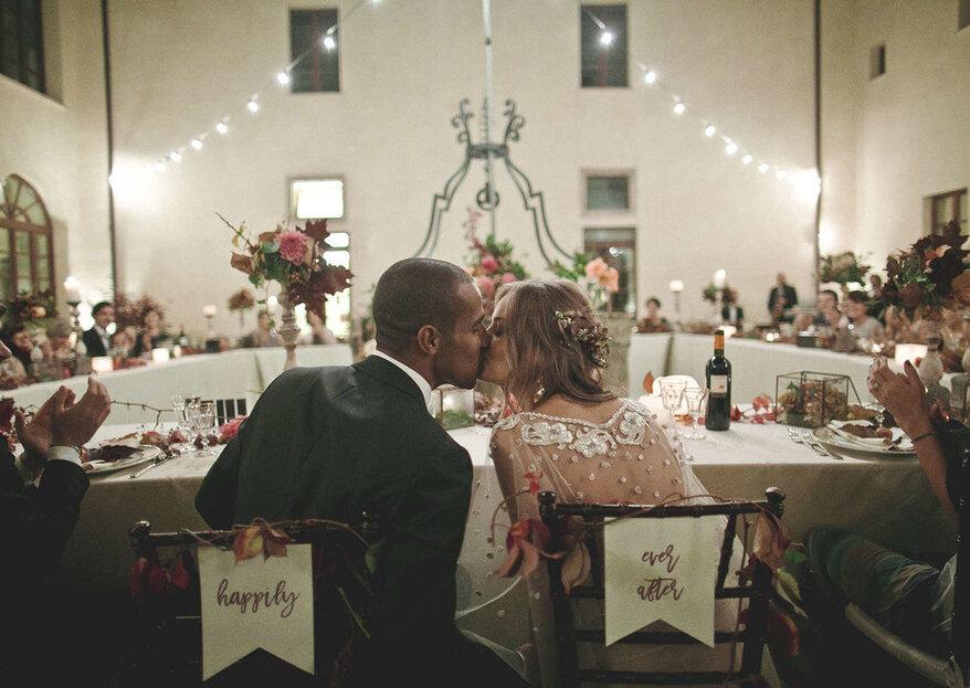 Gli interni della location ideale: eleganti e indimenticabili, come il tuo matrimonio