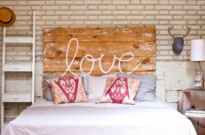 ¿Te casas y quieres decorar tu casa nueva? Tips para hacerlo paso a paso