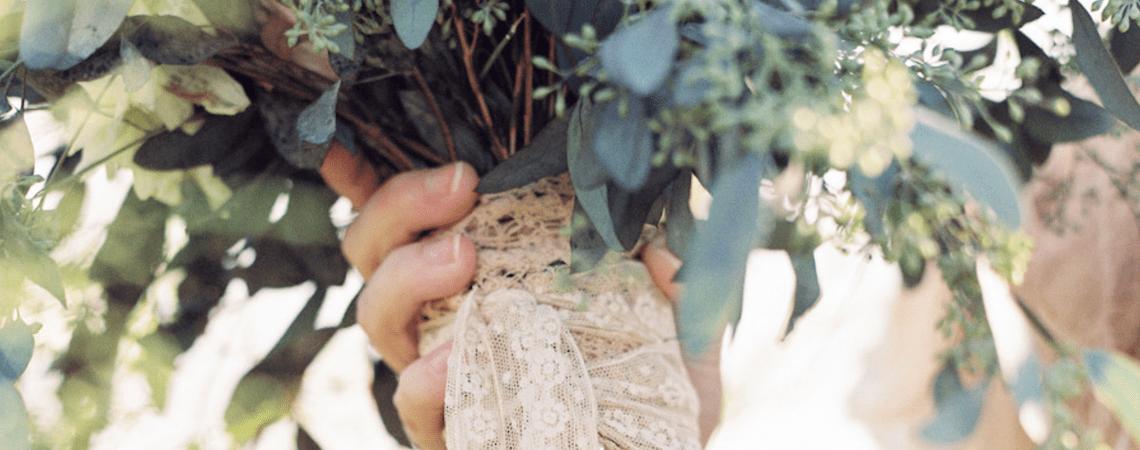 Encaje: El tejido ganador para una boda romántica