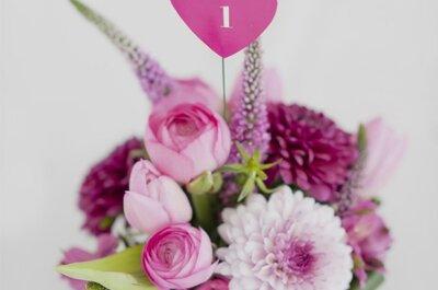 Love pink: O cor-de-rosa como o protagonista no seu casamento
