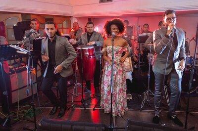 Conoce a Rubén y la Cartagena´Stars: la versatil y experta orquesta para bodas en Cartagena