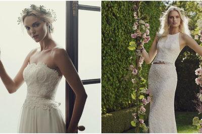 Cómo elegir tu vestido de novia. ¡Consejos muy útiles de expertas!