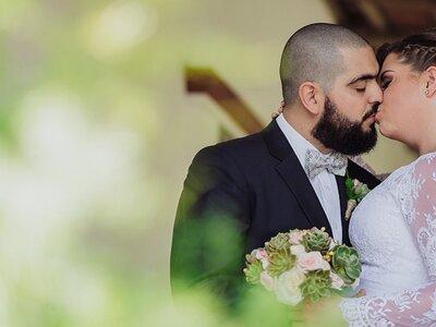 Ximena y Carlos: Un amor espontáneo y lleno de felicidad