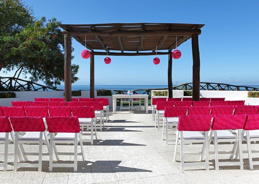 Grand Palladium Vallarta Resort & Spa: el lugar de tus sueños para una boda en el mar