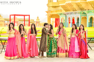 Top 6 wedding photographers in Udaipur