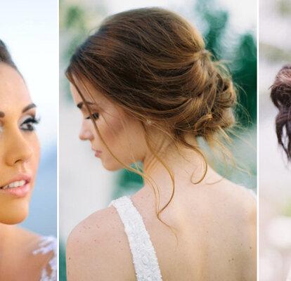 85 Penteados Presos Para Noivas Encontre O Perfeito Para Você