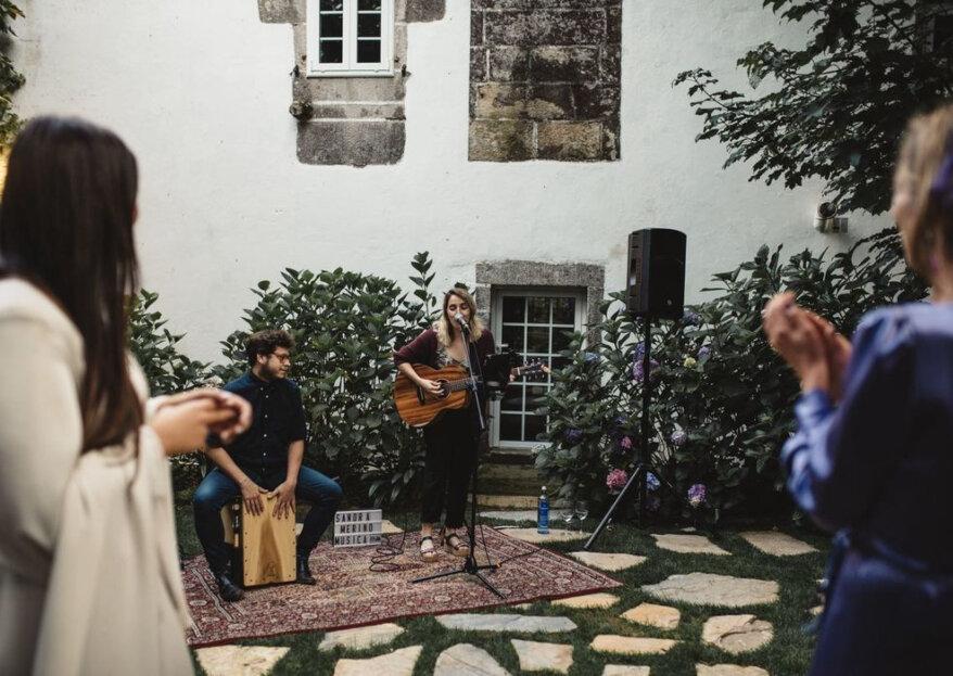 Canciones con alma para amenizar tu boda con Música Levisa