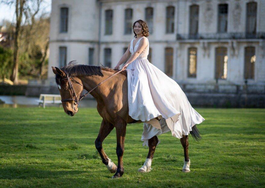 Oksana Coquard : une créatrice de robes de mariée talentueuse et éco-responsable !