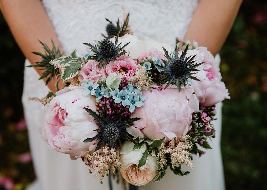 Bouquet Sposa Senza Fiori.10 Bouquet Per 10 Spose D Inverno