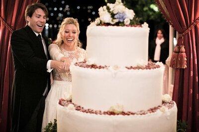 È ufficiale: sposarsi fa ingrassare! 10 trucchetti per evitare i chili di troppo