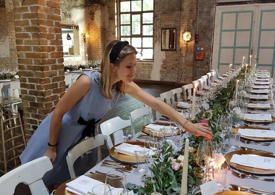 Das Hochzeitsfest in vollen Zügen genießen: Diese Hochzeitsplaner nehmen euch viel Arbeit ab