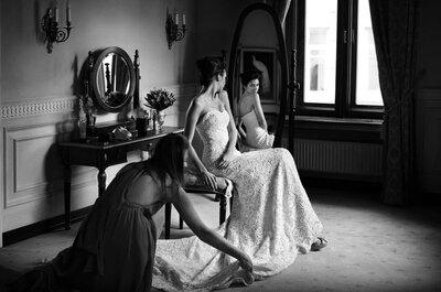 Свадебная журналистика с отблеском глянца: лучшие фотографии для вашей свадьбы!