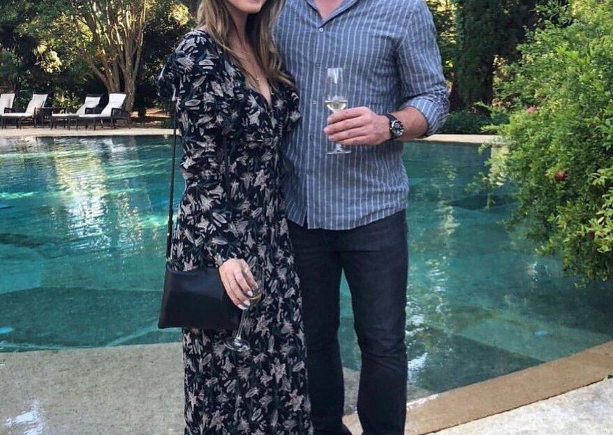 Chris Pratt y Katherine Schwarzenegger anuncian su compromiso