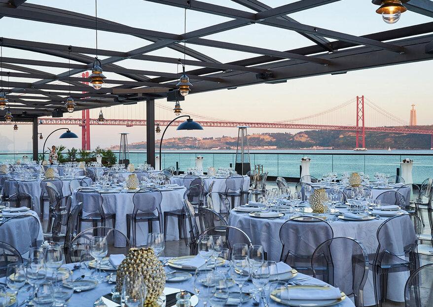 """SUD Lisboa Hall: modernidade e profissionalismo num espaço com muito """"sabor"""""""