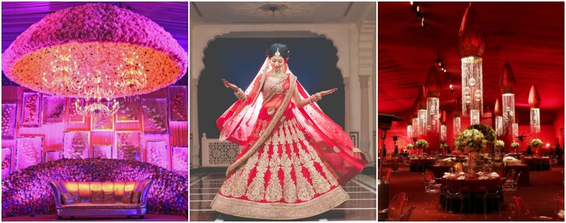 The Best Wedding Planners in Delhi