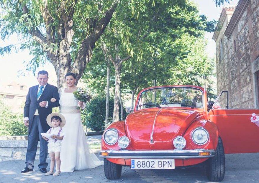 ¿Quién lleva a la novia al altar? ¡Nuevos tiempos, nuevas reglas!