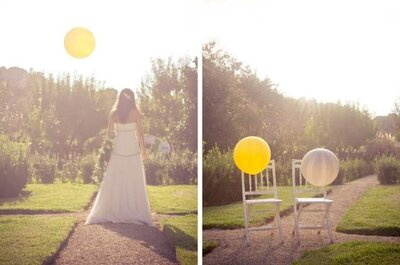 5 adoráveis e fáceis ideias para decorar as cadeiras dos noivos