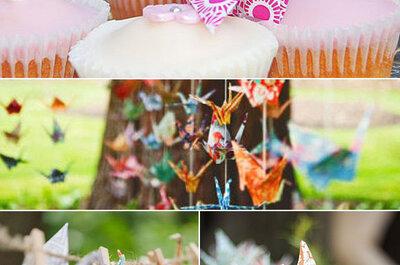 5 innovative Ideen für eine grandiose Hochzeitsdekoration 2015!