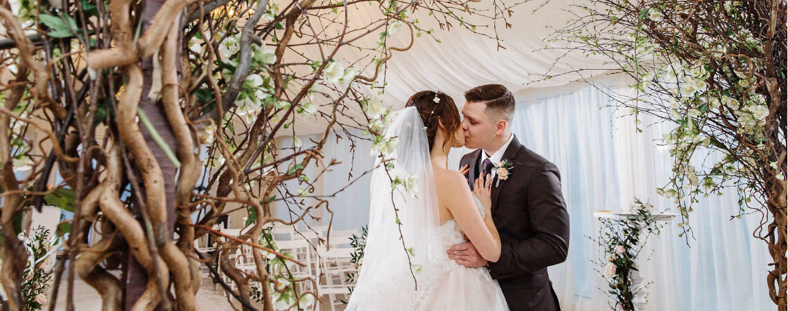 Зимняя Весна: свадьба Евгения и Елизаветы